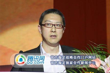 图文:优酷CEO古永锵演讲 呼吁视频行业共赢