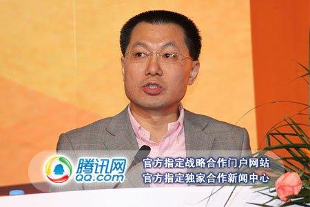 图文:百度COO叶朋演讲