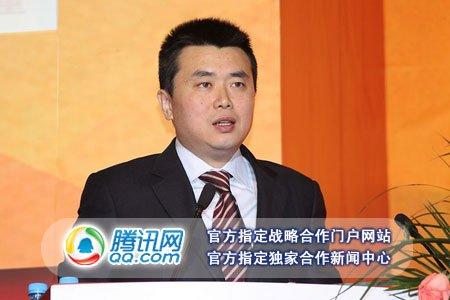 凤凰新媒体CEO刘爽(腾讯科技摄)