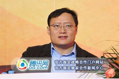 图文:千橡互动集团董事长兼CEO陈一舟演讲
