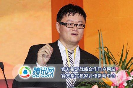 图文:国政通CEO杨宝升演讲
