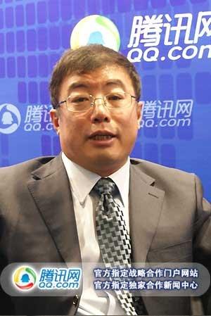 奇虎360公司总裁齐向东(腾讯科技摄)