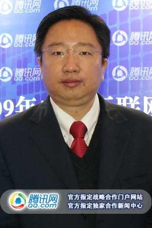 迅雷CEO邹胜龙(腾讯科技摄)