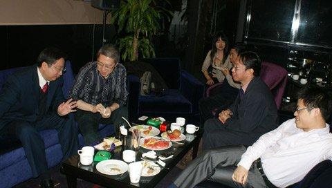 版权火拼双方北京密会:酝酿首次行业合作(图)