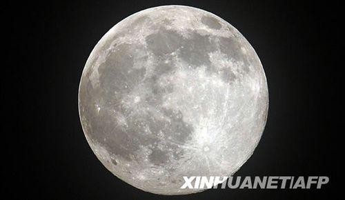 美国航天局宣布发现月球存在水 (腾讯科技配图)