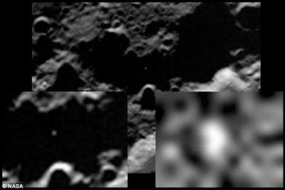 月球发现水资源:碰撞弹坑中有100公斤水 - rszx - 容山中学官方博客