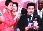 深圳市代市长王荣主持开幕式