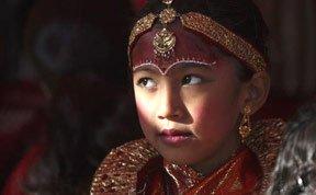 尼泊尔:嫁给水果的女孩
