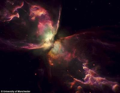 科学家发现最炽热的恒星 温度是太阳35倍(图)