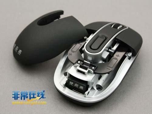 腾讯首页 科技频道 > 正文  双飞燕天遥g7-300无线鼠标的左,右按键