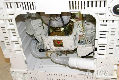 小天鹅滚筒洗衣机拆装方法