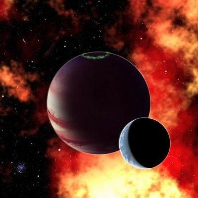 """天文学家称有望发现""""潘多拉""""神秘类地卫星"""