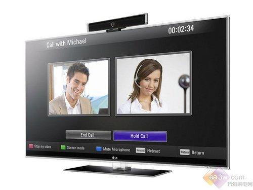 视频通话_lg松下将展示拥有视频通话功能的电视