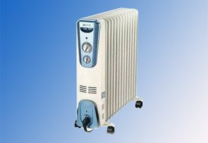 先锋 暖流电热油汀DS573(13片) 电暖器