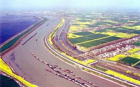 世界最长运河:京杭大运河1794公里