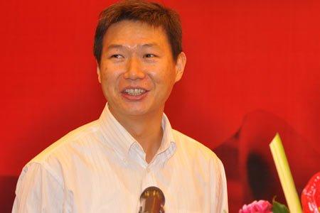 完美时空互动娱乐公司董事长兼CEO池宇峰