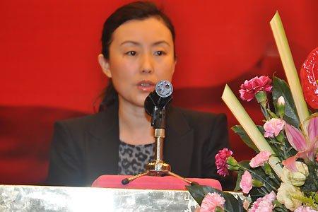 巨人总裁刘伟:把赢在巨人最牛公司包装上市