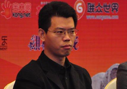 金山游戏CEO邹涛