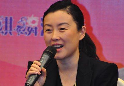 图文:嘉宾巨人网络集团总裁 刘伟