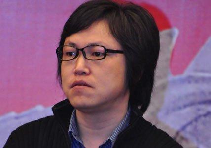 图文:嘉宾蓝港在线CEO王峰