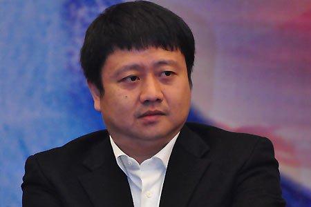 图文:嘉宾盛大游戏总裁凌海