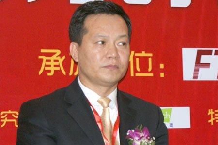 金银岛CEO黄海新