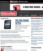 商业周刊:iPad对PC构成威胁