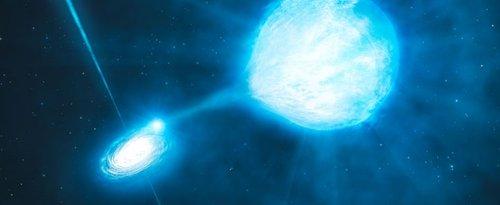天文学家发现距球600万光年的恒星级黑洞(图)
