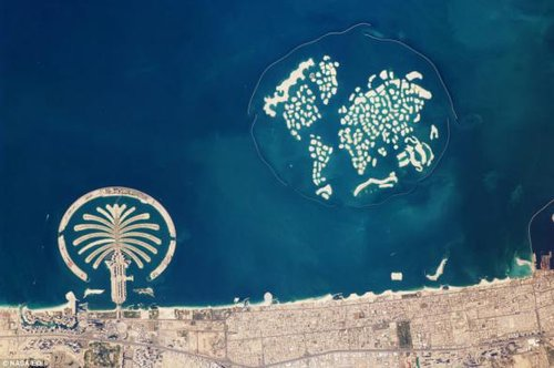 dubai map of the world islands. Dubai#39;s coastal islands,
