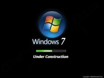 微软17日起全球更新程序 盗版Win7桌面将变黑