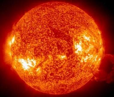 科学家在地球上造出宇宙大爆炸后的温度(图)