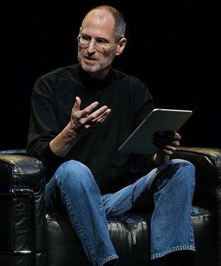 乔布斯再次抨击Flash 称缩短iPad续航时间