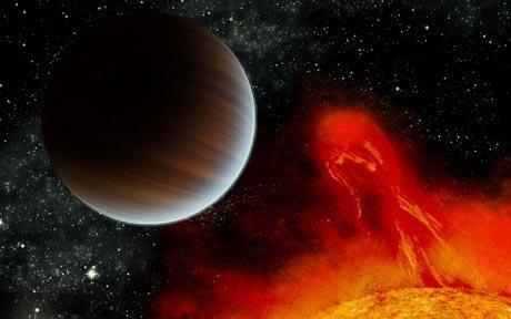 天文学家发现最年轻系外行星 3500万年前诞生
