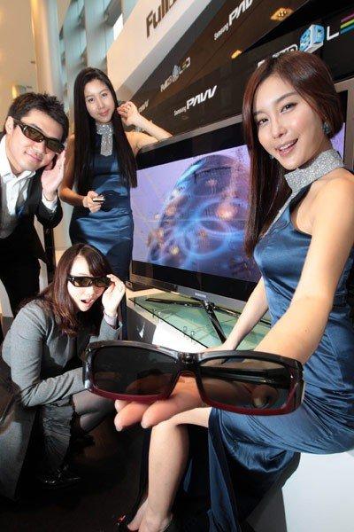 三星发售多款3D LED电视 先下手为强