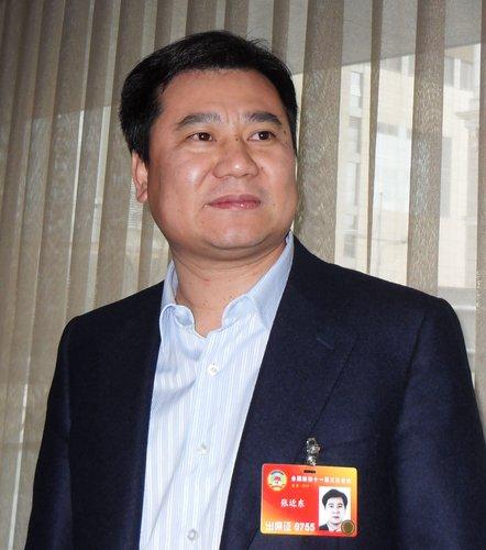 苏宁电器张近东:网购成主流将使社会倒退