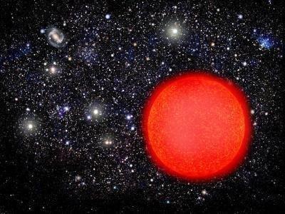 """美国文学家发现宇宙早期""""原始恒星""""(图)"""