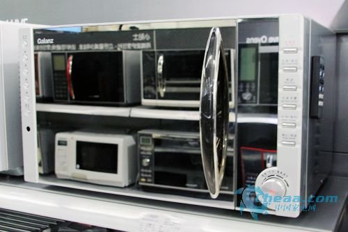 格兰仕多媒体微波炉G80W23YSLP-E5详评