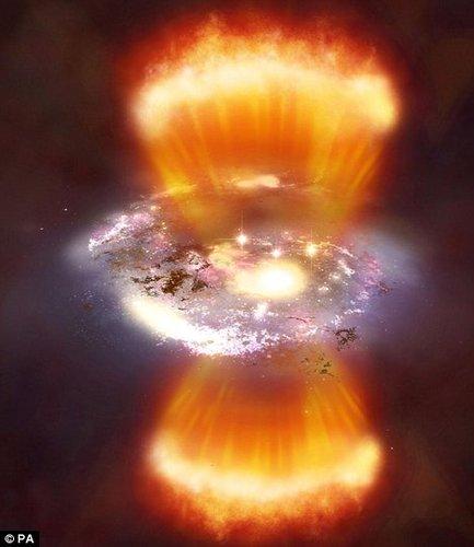 """""""灾难性事件""""导致早期宇宙星系发育缓慢"""