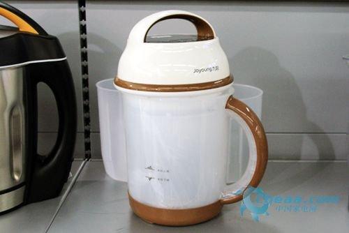 九阳豆浆机JYD-C12P611推荐 豆浆好营养