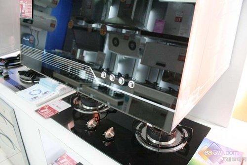 万和油烟机H05D老人必备 极简化操作