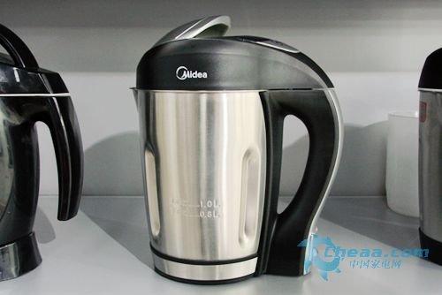 美的多功能豆浆机DS15C11热销价459元