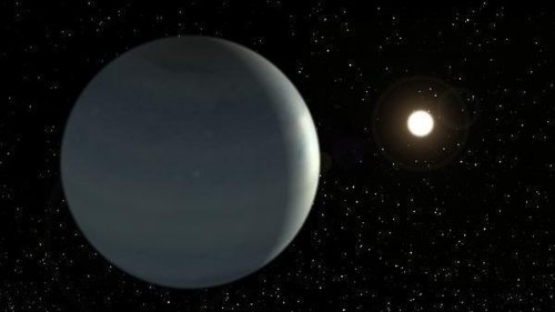 科学家发现首颗宜居系外行星 体积与木星相似