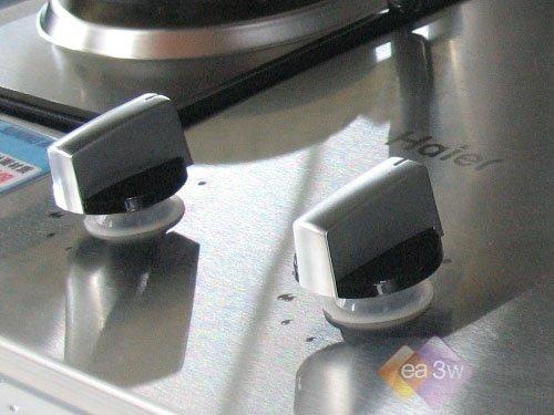 海尔燃气灶Q80GA降价 号称美味快手