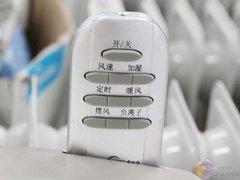 美的空调扇ACH120-B2R卖场受关注