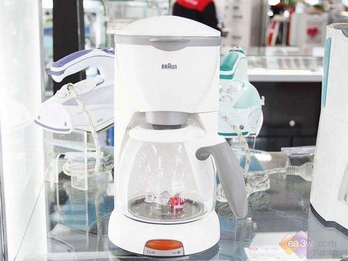 博朗咖啡机KF510推荐 小资生活一键搞定