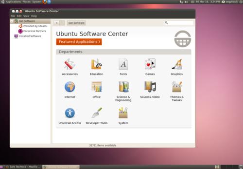 Ubuntu10.04测试版:整合管理社交网站(图)