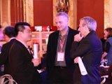 腾讯公司网络媒体总裁刘胜义与嘉宾交流