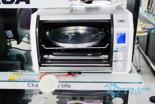 ACA热销款电烤箱ATO-CF24B直降100元