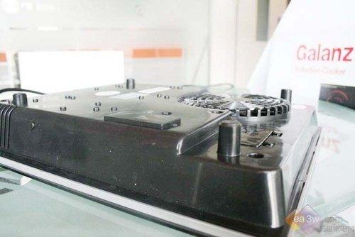 格兰仕电磁炉CH2114E评测 人性化操作