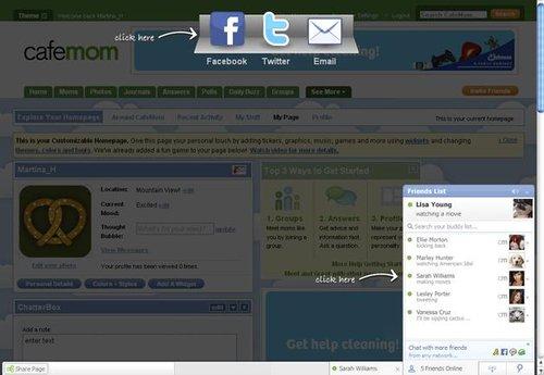 Facebook或将增设工具栏 用于集成第三方网站